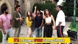 F2 Song Shoot Fun and Frustration, Venkatesh, Tamanna, varun tej, mehreen Friday Poster