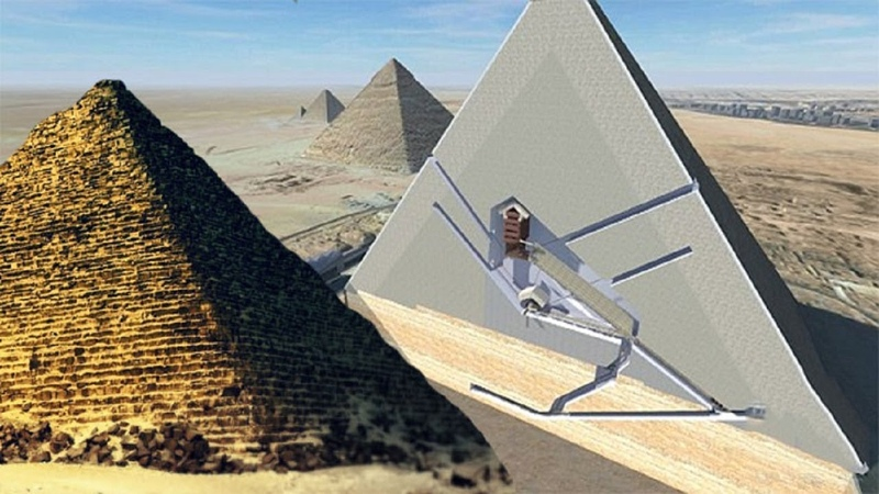 Researcher Spends 16 Years Reverse Engineering Giza Pyramids the Resuls Will Astonish You