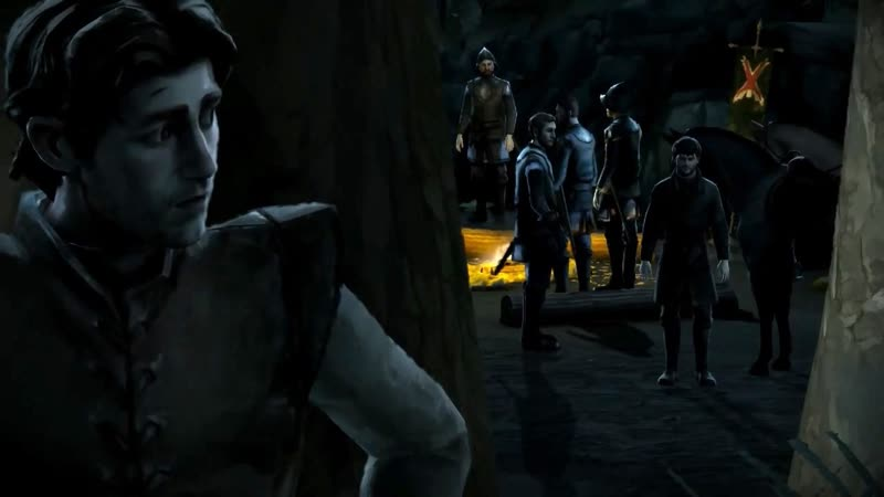 Telltale's Game of Thrones Episódio 1 Ferro do Gelo Legendado