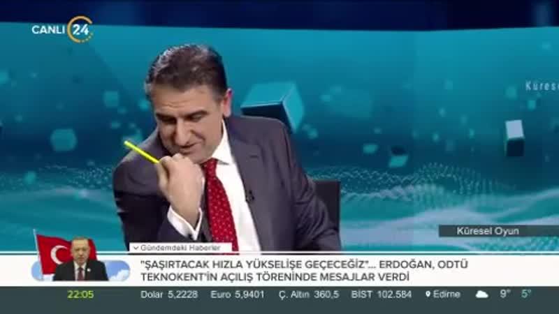 Selim Atalay ile Küresel Oyun (06.02.2019)