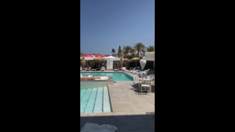 Греция TEZ TOUR отель в Греции Ammos Beach