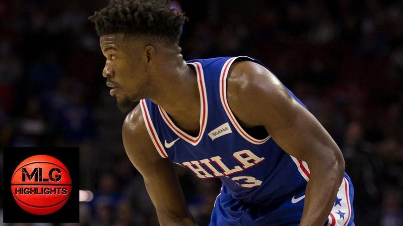 Philadelphia Sixers vs Phoenix Suns Full Game Highlights   11.19.2018, NBA Season