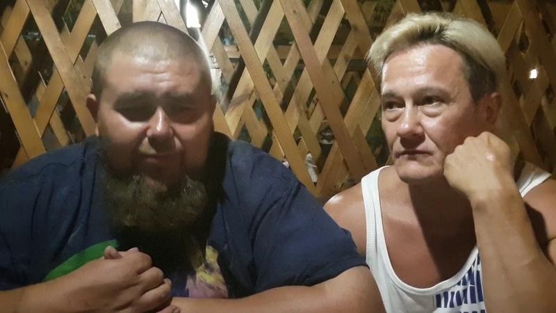 Саша-сбросил вес с 275 кг до 135