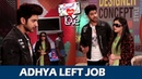 Internet Wala Love Adhya Left Her Job Jay Tries To Confront Her On Location