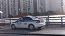 Авария на мосту Можайское.Шоссе
