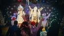 Новогоднее шоу Деда Мороза и Снегурочки промо ролик