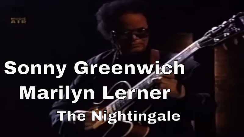Sonny Greenwich Marilyn Lerner — The Nightingale