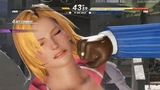 Dead or Alive 6 - New Gameplay TINA vs ZACK (DOA 6) - 1080p HD