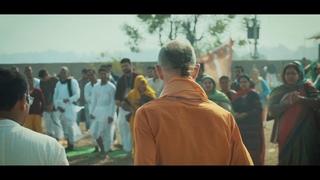 HH Bhakti Vikasa Swami visits Badrikashrama farm