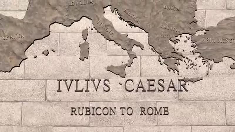 Гай Юлий Цезарь_ от Рубикона к Риму