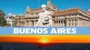 Buenos Aires Hyperlapse Timelapse Drone 4k
