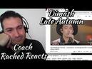 Vocal Coach Reaction Analysis Dimash Late Autumn