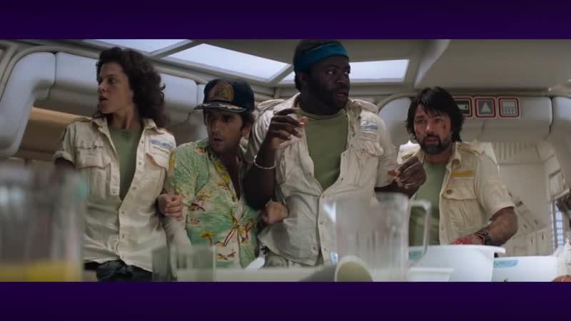 Рождение пришельца Чужой 1979 vs Космические яйца 1987