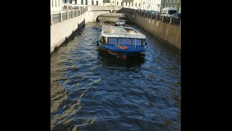 зимняя канавка Санкт-Петербург