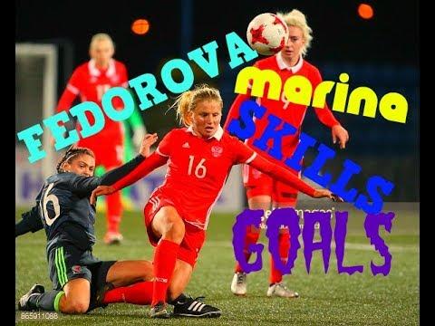 Marina Fedorova| |Welcome to WFC Yenisei| |Goals Skills●Марина Фёдорова●ЖФК Енисей