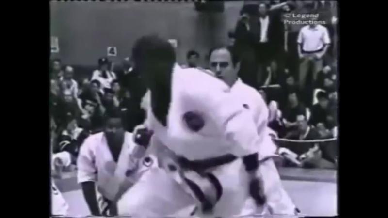 Шотокан каратэ нокауты. Shotokan karate knockouts
