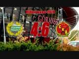 Хаммарбю - СКА-Нефтяник 4:6. Кубок мира-2018.