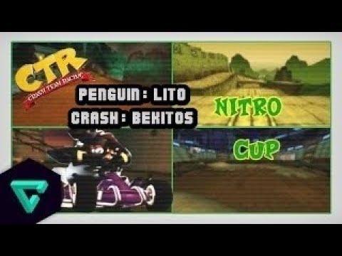 Crash Team Racing Nitro Cup Multiplayer con Lito