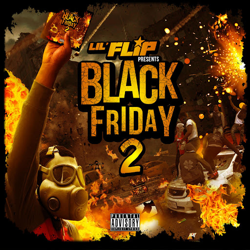 Lil' Flip альбом Black Friday 2
