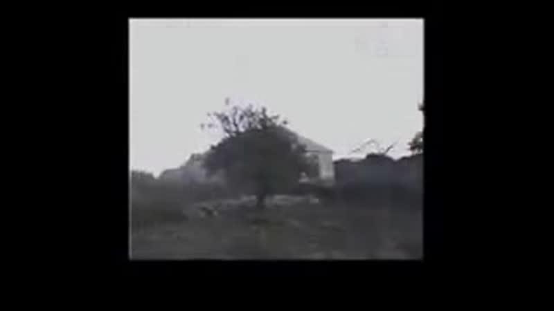 Военная приступление, над мирных жителях, военным русскими солдатам в Чечне