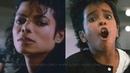 Michael Jackson - Bad Official Video vs Badder MoonWalkerKids VERSION