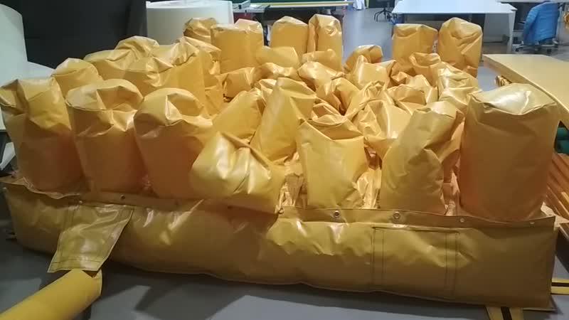 AirBag - Воздушная подушка для зоны приземлени батутного парка