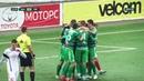 Hat-trick Bojan Dubajic. Gorodeya 5:0 Minsk