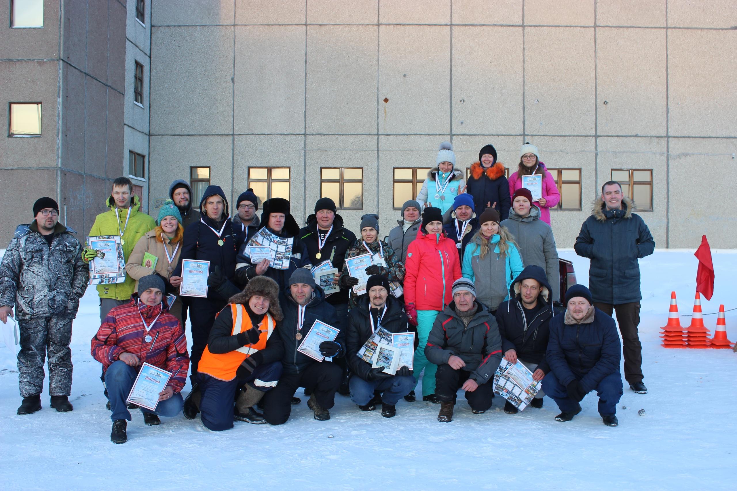 первый снег, автомногоборье, чайковский район, 2018 год