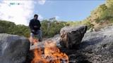 Гора Химера. Турция. The Flaming Rocks of Yanartas or Chimera