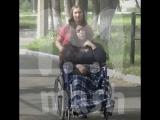 Девушка лишилась ноги в страшном ДТП, но не потеряла смысл жизни