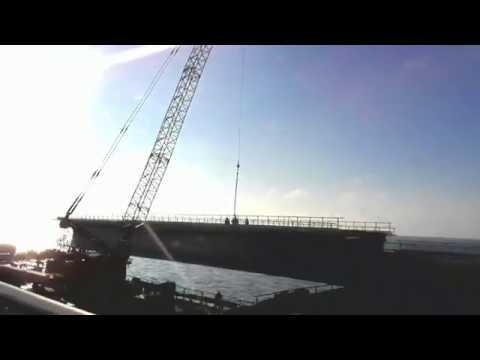 Керченский Мост 09 11 2018.Весь Мост.