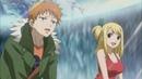 Люси спасает Локи Fairy Tail 3