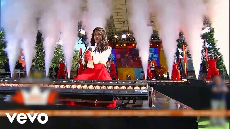 Camila Cabello Live from the 2018 Good Morning America's Summer Concert Series Full Set