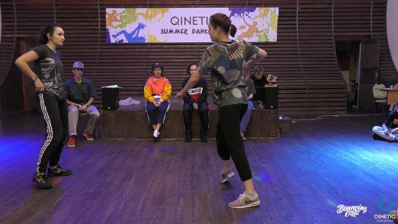 QSDC2018 | AllStyles | Anita VS Len'