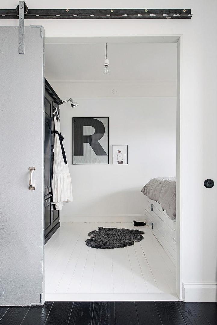 Двухкомнатная квартира с видом на гавань в Гетеборге (67 кв.