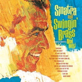 Frank Sinatra альбом Sinatra And Swingin' Brass