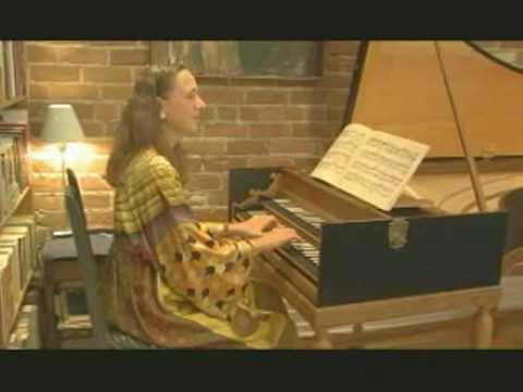 Geneviève Soly - Graupner, Partitas for Harpsichord vol.7 (ENG)