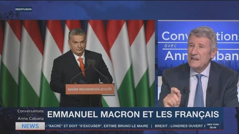 De Villiers : «Les juifs restent en Hongrie, pas comme la Seine-St-Denis !» (i24News,18/10/18,12h43)