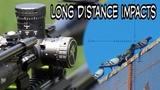 Long Distance Impacts - Airgun Pest Control