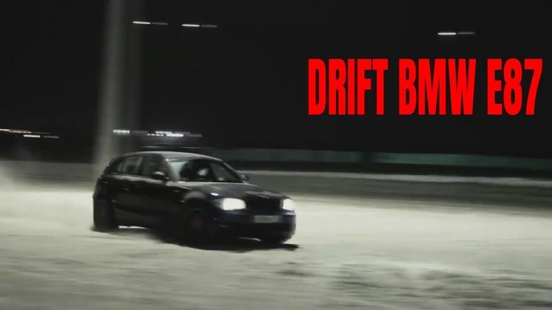 DRIFT Bmw e87 116i.