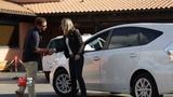TOYOTA PRIUS PLUS 2014 - TAXI DRIVER TEST
