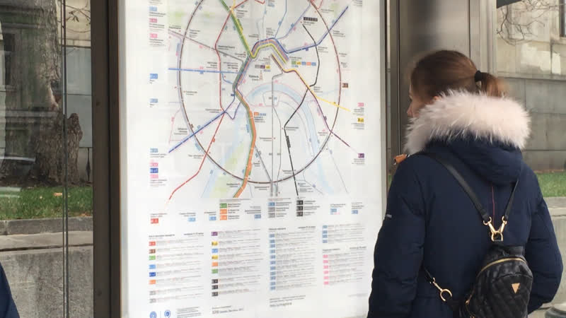 Наземным транспортом от Ховрино до Алма Атинской Разрушители легенд 8