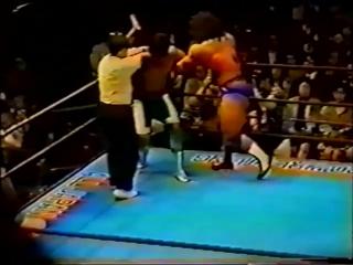 1993.04.16 - Doug Furnas vs. Mitsuharu Misawa [HANDHELD]