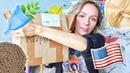 VLOG Крутая посылка из США! 🇺🇸 Менструальная чаша, книги и покупки для эко-челленджа
