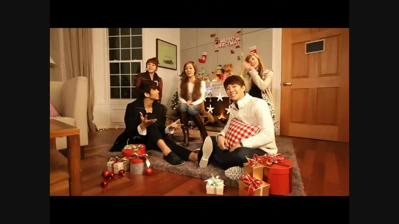 JYP Nation - This Christmas