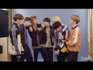 181011 BTS makes TIME's 2018 list of Next Generation Leaders!