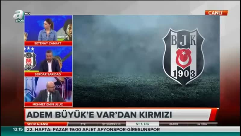 Y.Malatyaspor 1-2 Beşiktaş - Serdar Sarıdağ Yorumları - Spor Ajansı 16 Şubat
