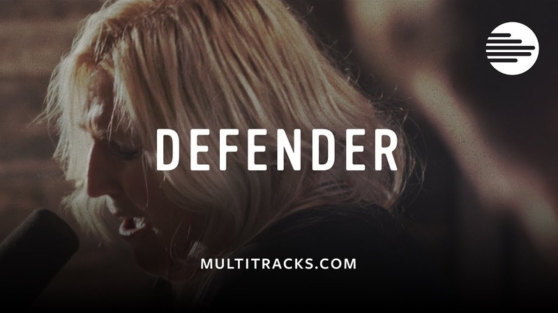 Defender - Rita Springer (MultiTracks.com Sessions)