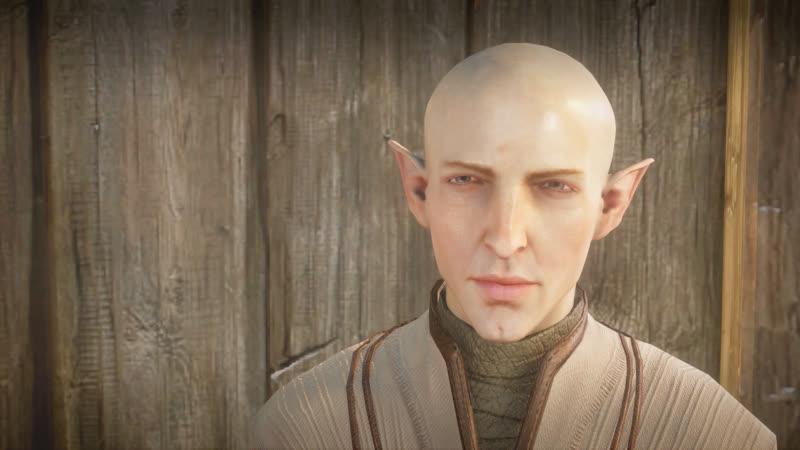 Dragon Age Inquisition Солас
