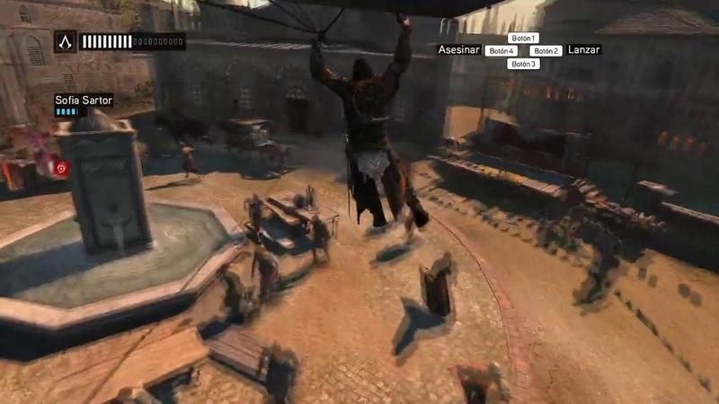 Assassins Creed Revelations - Jefe Final Ezio Auditore Vs Principe Ahmet